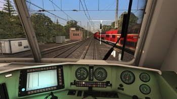 Screenshot3 - Train Simulator: Inselbahn: Stralsund – Sassnitz Route Add-On
