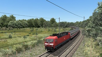 Screenshot4 - Train Simulator: Inselbahn: Stralsund – Sassnitz Route Add-On