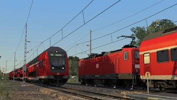 Screenshot8 - Train Simulator: Inselbahn: Stralsund – Sassnitz Route Add-On