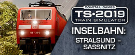 Train Simulator: Inselbahn: Stralsund – Sassnitz Route Add-On