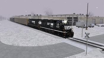 Screenshot3 - Train Simulator: Norfolk Southern N-Line Route Add-On