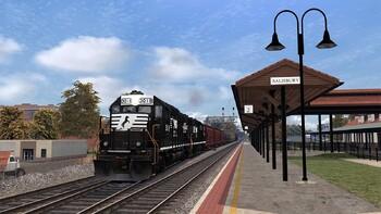 Screenshot4 - Train Simulator: Norfolk Southern N-Line Route Add-On