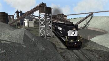 Screenshot7 - Train Simulator: Norfolk Southern N-Line Route Add-On