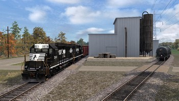 Screenshot6 - Train Simulator: Norfolk Southern N-Line Route Add-On