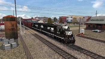 Screenshot8 - Train Simulator: Norfolk Southern N-Line Route Add-On
