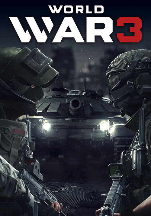 World War 3 - Cover