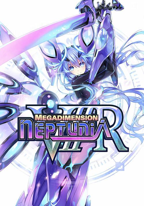 Megadimension Neptunia VIIR - Cover