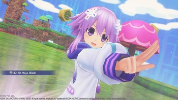 Screenshot8 - Megadimension Neptunia VIIR