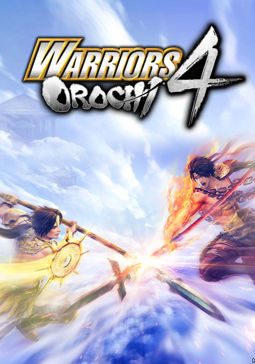 WARRIORS OROCHI 4 - 無双OROCHI 3 - Cover / Packshot