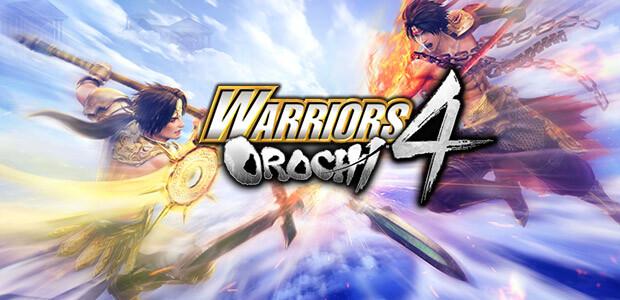 WARRIORS OROCHI 4 - 無双OROCHI 3 - Cover / Packshot