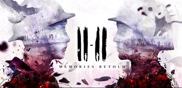 11-11 Memories Retold - Cover / Packshot