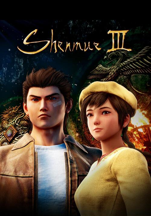 Shenmue III - Cover / Packshot