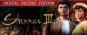 Shenmue III - Deluxe Edition