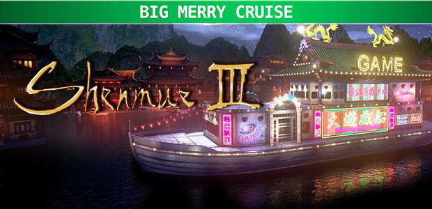 Shenmue III - Big Merry Cruise