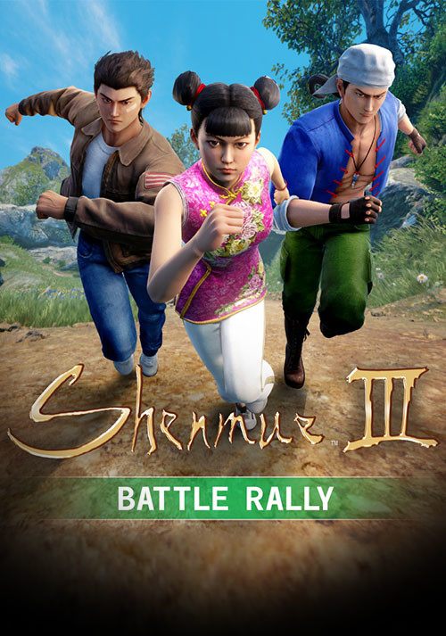 Shenmue III - Battle Rally - Cover / Packshot