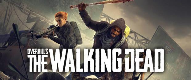 Zombie-Splatter mit Koop-Modus: OVERKILL's The Walking Dead jetzt verfügbar