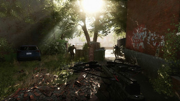 Screenshot1 - OVERKILL's The Walking Dead