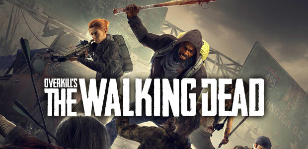 OVERKILL's The Walking Dead - Cover / Packshot