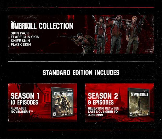 Overkill's The Walking Dead Bonus