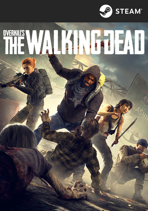 OVERKILL's The Walking Dead - Cover