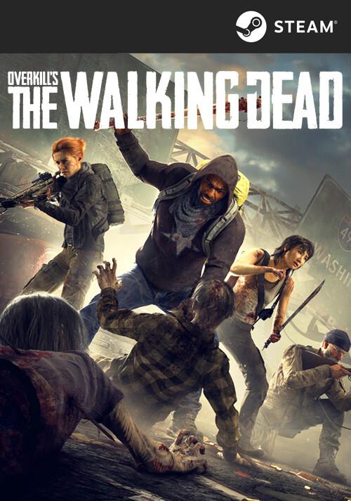 OVERKILL's The Walking Dead - Cover / Packshot