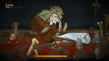 Screenshot1 - Die for Valhalla!