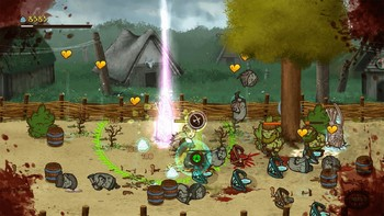 Screenshot4 - Die for Valhalla!