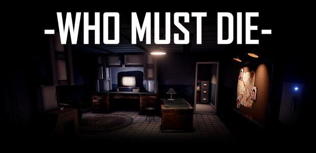 Who Must Die - Cover / Packshot