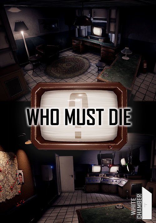 Who Must Die - Cover / Packshot