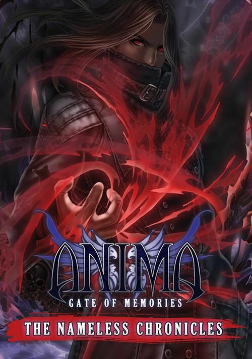 Anima: Gate of Memories - The Nameless Chronicles - Cover