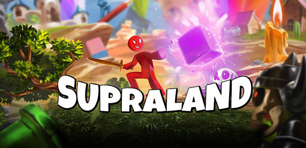 Supraland - Cover / Packshot