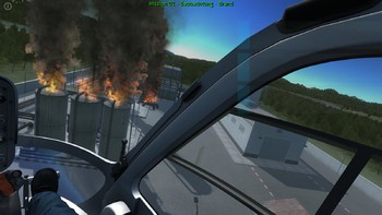 Screenshot10 - Polizeihubschrauber Simulator