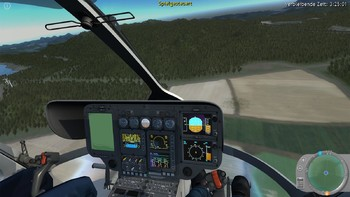 Screenshot11 - Polizeihubschrauber Simulator