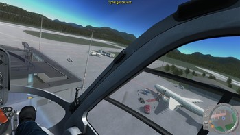 Screenshot6 - Polizeihubschrauber Simulator