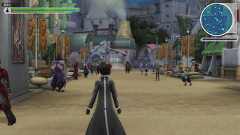 Screenshot2 - Sword Art Online: Lost Song