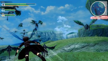 Screenshot3 - Sword Art Online: Lost Song