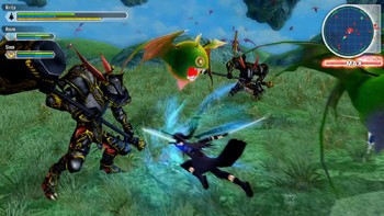 Screenshot4 - Sword Art Online: Lost Song
