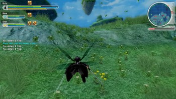 Screenshot10 - Sword Art Online: Lost Song