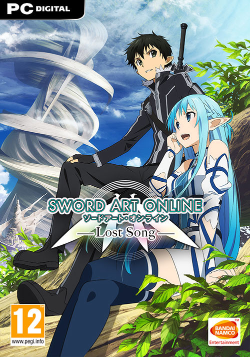 Sword Art Online: Lost Song  - Cover