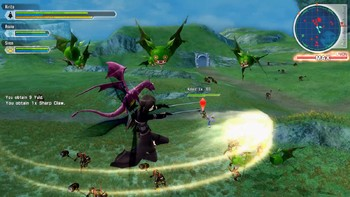 Screenshot5 - Sword Art Online: Lost Song