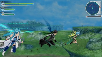 Screenshot8 - Sword Art Online: Lost Song