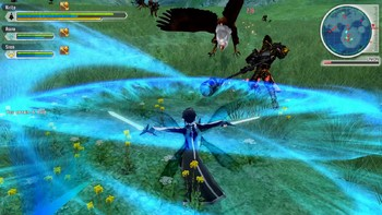 Screenshot9 - Sword Art Online: Lost Song