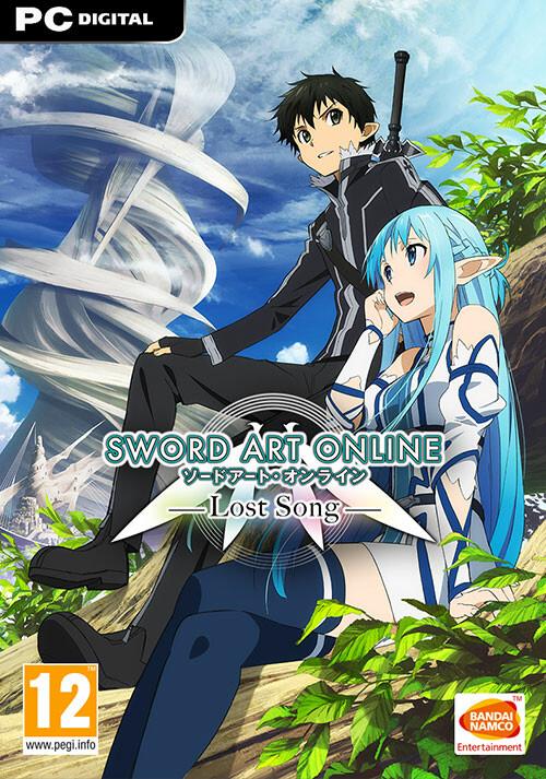 Sword Art Online: Lost Song - Cover / Packshot
