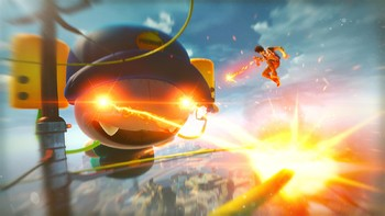 Screenshot5 - Sunset Overdrive