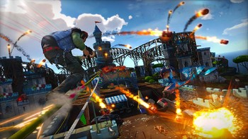 Screenshot1 - Sunset Overdrive