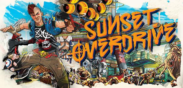 Sunset Overdrive - Cover / Packshot