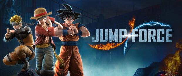 BANDAI NAMCO veröffentlicht Launch-Trailer zu JUMP FORCE