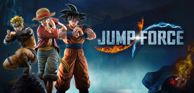JUMP FORCE - Cover / Packshot