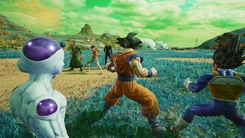Screenshot4 - JUMP FORCE - Deluxe Edition
