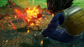 Screenshot2 - JUMP FORCE - Characters Pass